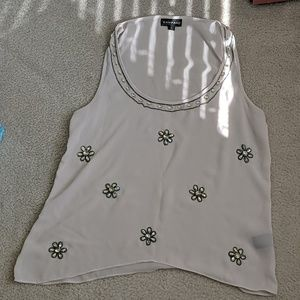 Bedazzled rampage tank top
